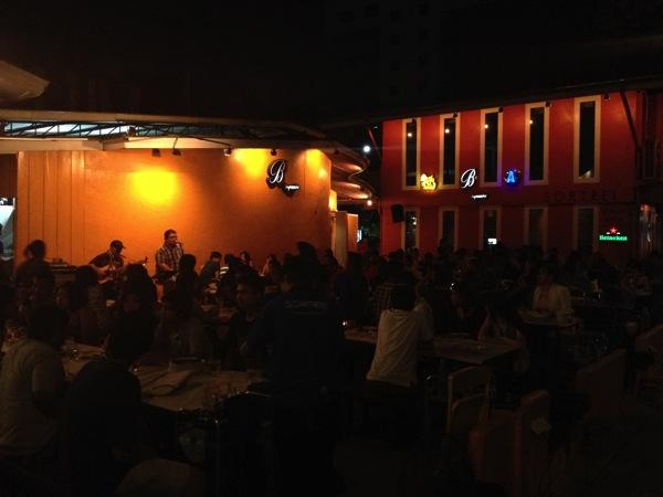 【タイ料理】Sortrel Sathorn タイ料理のレストラン・バー