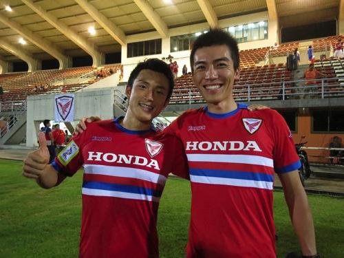 【タイで活躍する日本人サッカー選手】樋口大輝選手の応援に行ってきた