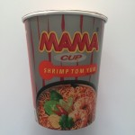 【MAMAシリーズ】トムヤムクンヌードル【ナームサイ】