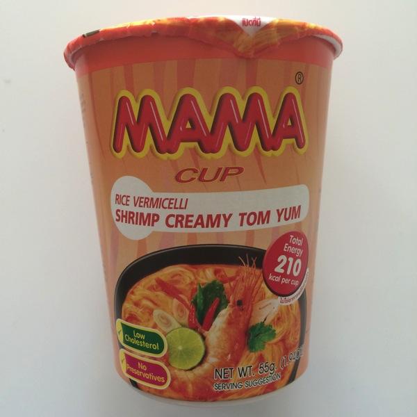 【MAMAシリーズ】トムヤムクンヌードル【春雨】