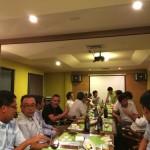 バンコク富山県人会は、毎月懇親会が催されています!