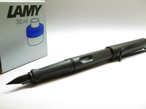 【お買い得情報】エンポリでLAMYの万年筆が20%OFFで買えるぞ!2014年7月31日まで!