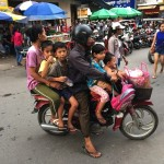 【アジア旅行記】カンボジア プノンペン観光