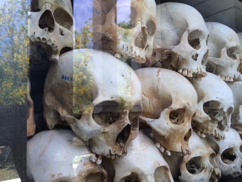 カンボジア キリングフィールド