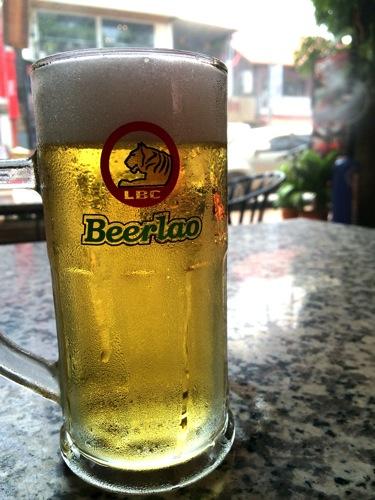 ラオスに行ったらラオスのビール! ビアラオ3銘柄