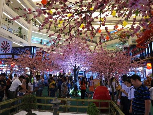 テキトー日本語のオンパレード シーコンスクエアで開催中の日本食祭りがテキトーすぎる