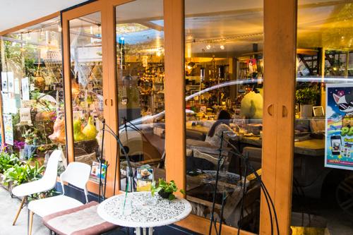 猫のいるバンコクの雑貨屋「Chico」に行ってみた。カフェも雰囲気がよくておすすめ