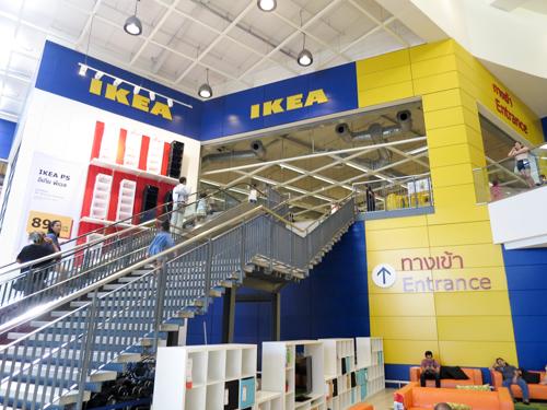 バンコクのIKEAに行ってみた。オシャレな家具をバンコクで揃えるならIKEAが間違いない。