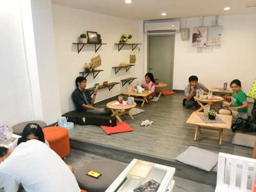 CatCafeDome 店内の様子4