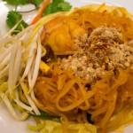 【タイ飯】パッタイの老舗 ティップサマイに行ってみた。パッタイよりオレンジジュースがおいしい