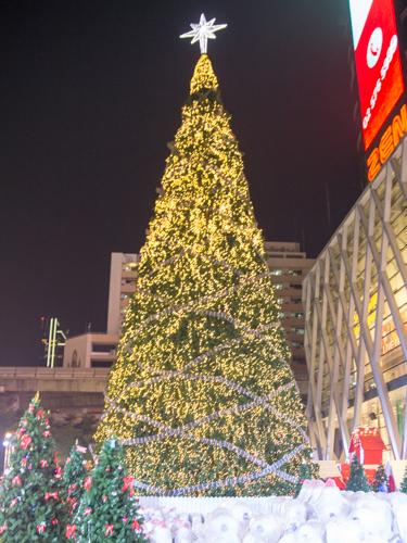 バンコク スヌーピー クリスマス