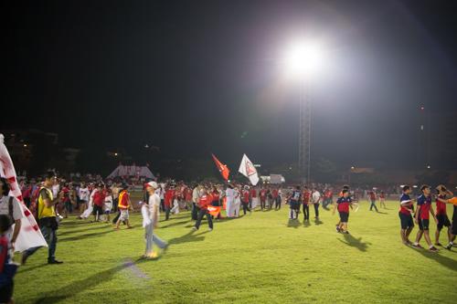 タイホンダFC対スコータイFC 2014年12月13日 18