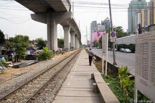 タイ国鉄 アソークーキングモンクット 1