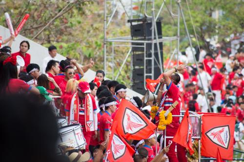 タイホンダFC対スコータイFC 2014年12月13日 9