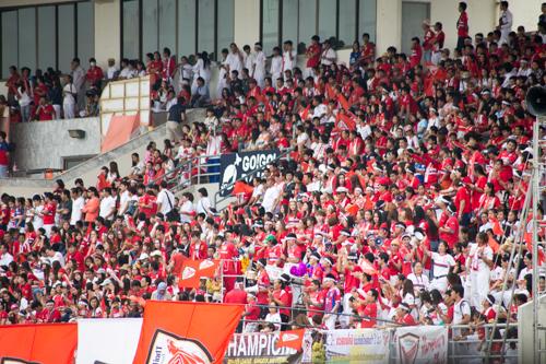タイホンダFC対スコータイFC 2014年12月13日 6