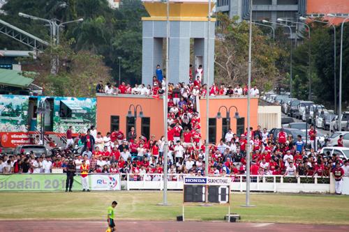 タイホンダFC対スコータイFC 2014年12月13日 8