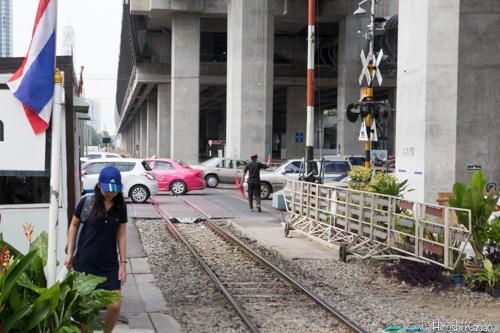 タイ国鉄 アソークーキングモンクット 3