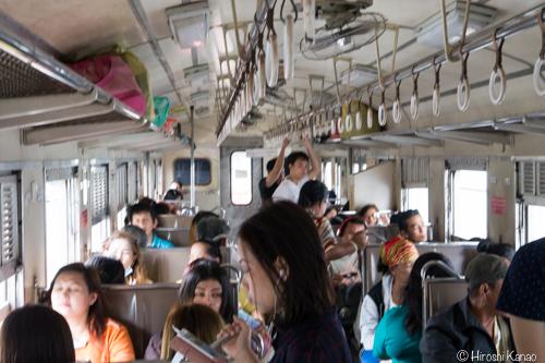 タイ国鉄 アソークーキングモンクット 7