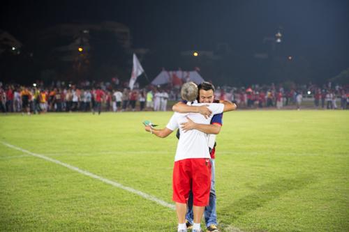 タイホンダFC対スコータイFC 2014年12月13日 17