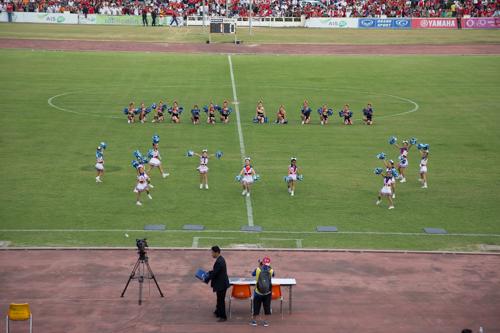 タイホンダFC対スコータイFC 2014年12月13日 10