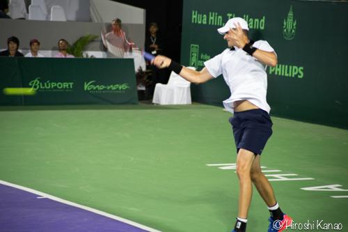 ホアヒン 年末年始 テニス大会 world tennis championship 201510