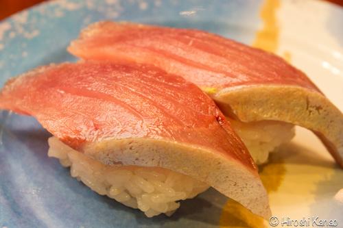 タイ人にもオススメ!タイから富山に帰ったら行く回転寿司はネタが大きい番やのすしがオススメ!