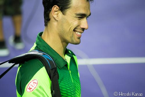 ファビオ テニス3