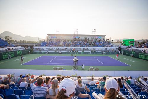 ホアヒン 年末年始 テニス大会 world tennis championship 201517