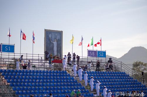 ホアヒン 年末年始 テニス大会 world tennis championship 20151