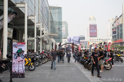 バンコクバイクフェス2015 2