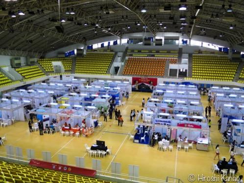 タイの合同企業説明会、JobFairに行ってみた。日本とは異次元の合同企業説明会。