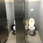 【歓喜!】MRTルンピニ駅でトイレ貸してもらえた!