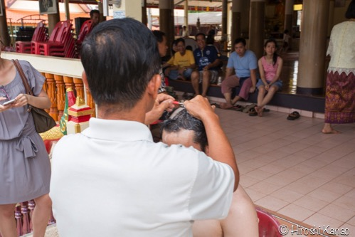 タイの出家5