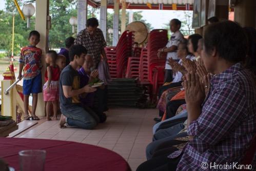 タイの出家3