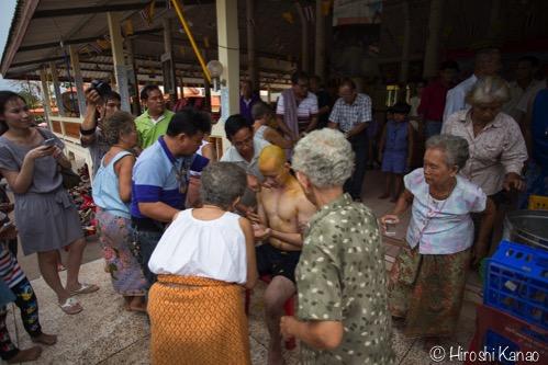 タイの出家7