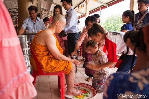 タイの出家17
