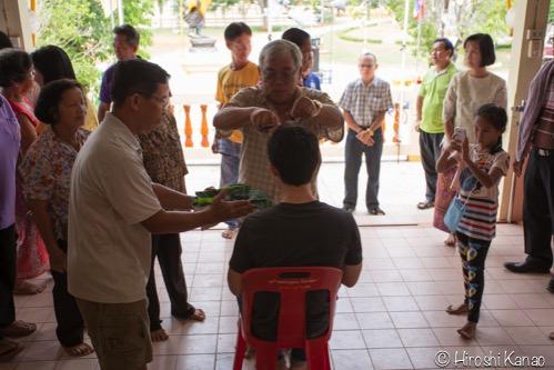 タイの出家4
