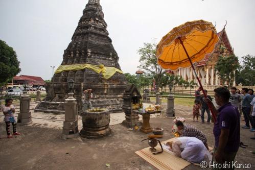 タイの出家8