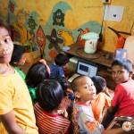 タイとミャンマー国境の町の孤児院「KM42」に行ってきました。ピースボールアクション大会後