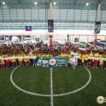 【サッカー大会1日目】ピースボールアクショントーナメントinメーソット2015 ベスト4が決定