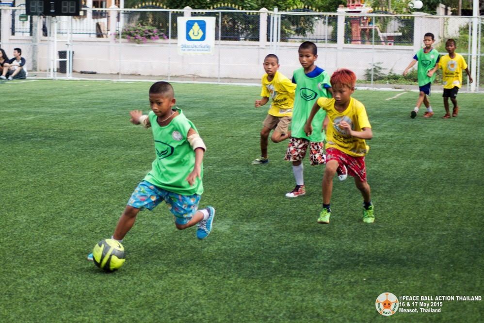 Peace ball action thailand measot tournament 2015 day2  102