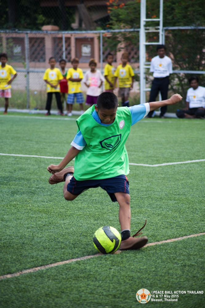 Peace ball action thailand measot tournament 2015 day2  110