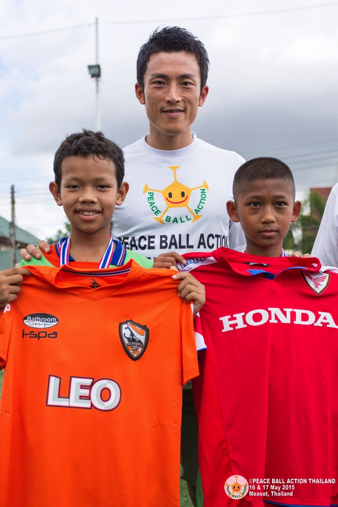 Peace ball action thailand measot tournament 2015 day2  127