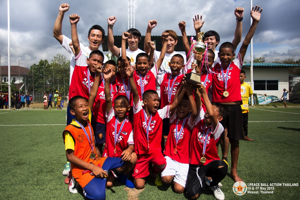 Peace ball action thailand measot tournament 2015 day2  132