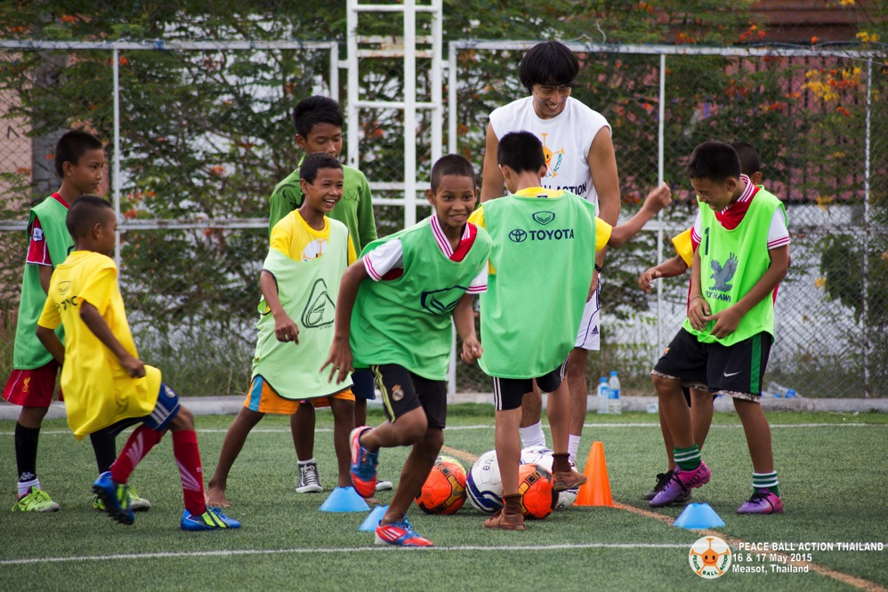 Peace ball action thailand measot tournament 2015 day2  136