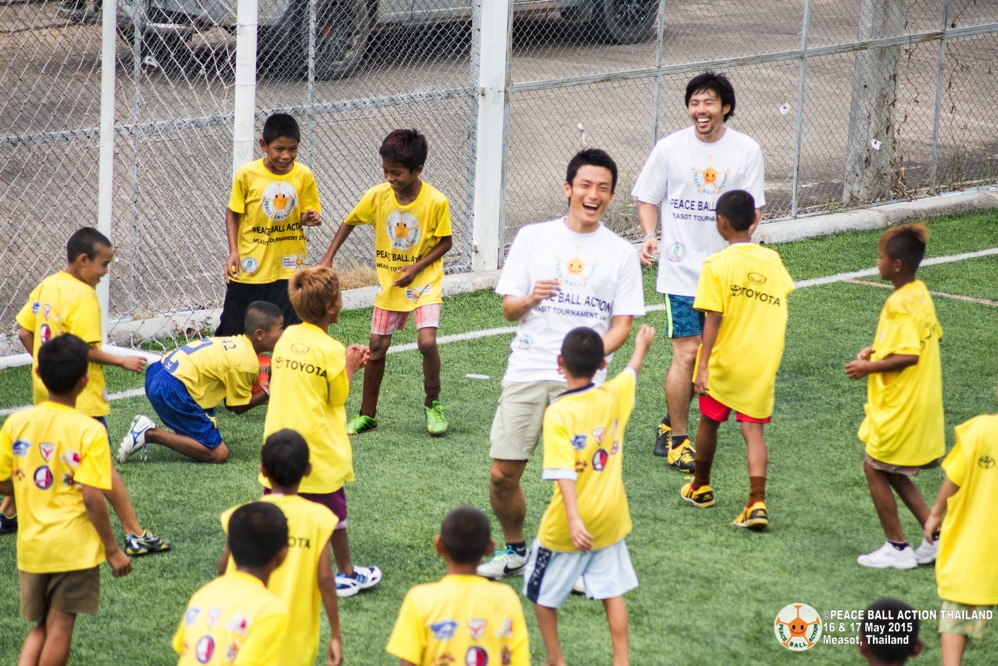 Peace ball action thailand measot tournament 2015 day2  142