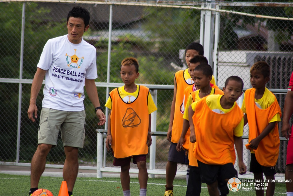 Peace ball action thailand measot tournament 2015 day2  144