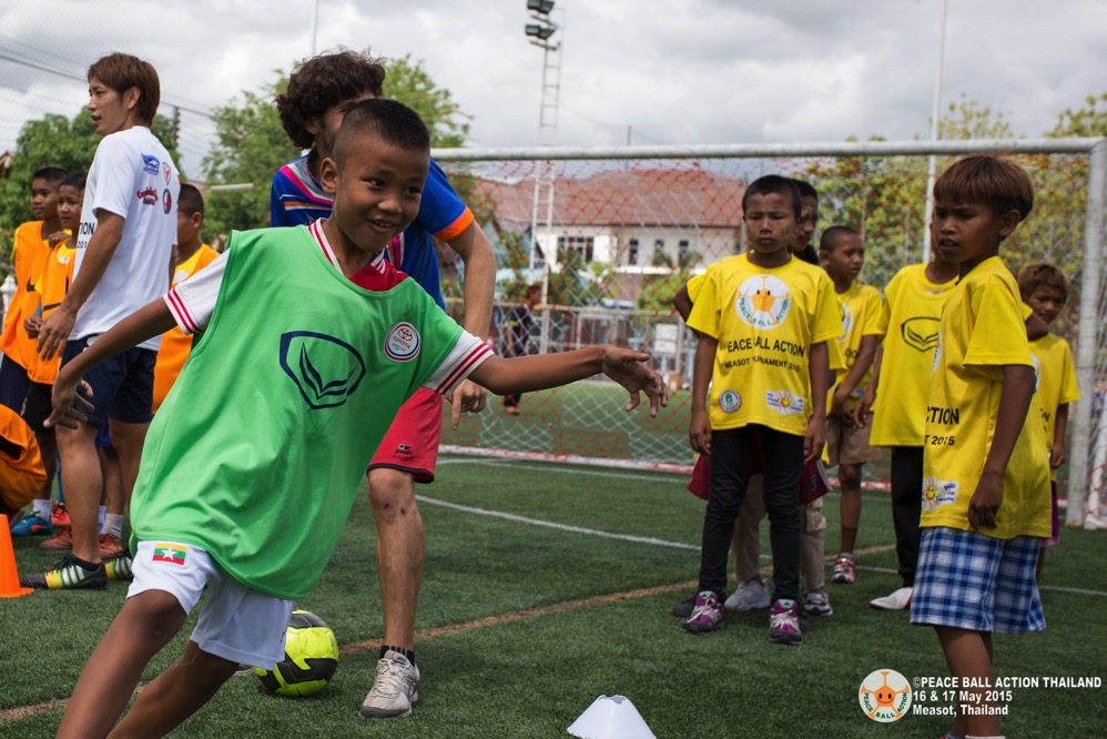 Peace ball action thailand measot tournament 2015 day2  147