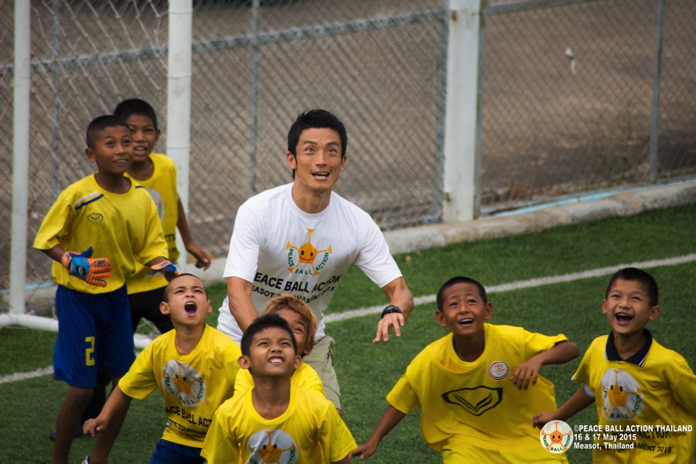 Peace ball action thailand measot tournament 2015 day2  181