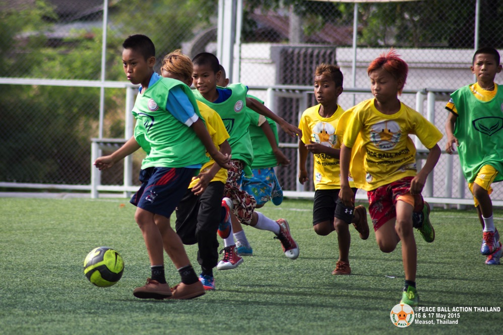 Peace ball action thailand measot tournament 2015 day2  86